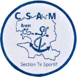 Logo du club de tir du CSAM