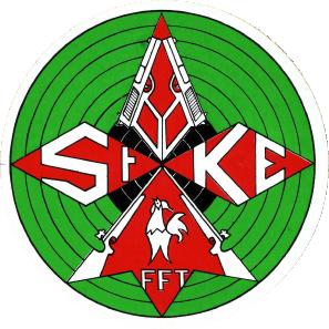 Logo du club de tir de saint-ké