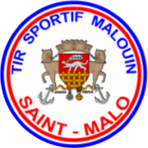 Logo du club de tir sportif malouin de saint-malo