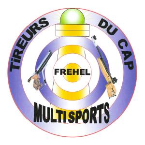 Logo du club de tir de fréhel, les tireurs du cap