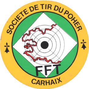 Logo du club de tir sportif de carhaix